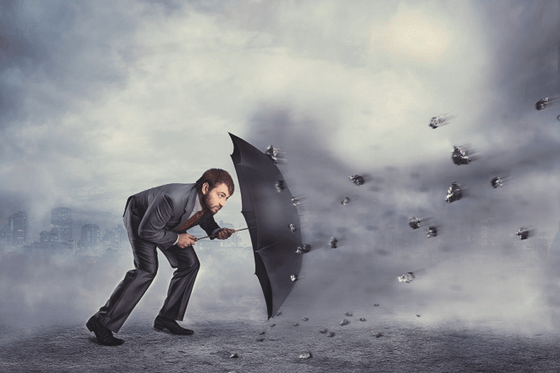 Dealing With Life's Many Challenges: 5 Steps To Help You Push Through